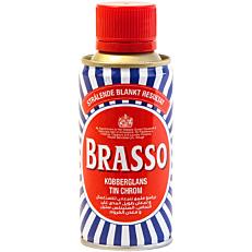 Γυαλιστικό BRASSO για μέταλλα (150ml)