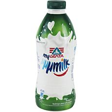 Γάλα ΔΕΛΤΑ My μμμmilk υψηλής παστερίωσης ημιάπαχο 1,5% λιπαρά (1lt)
