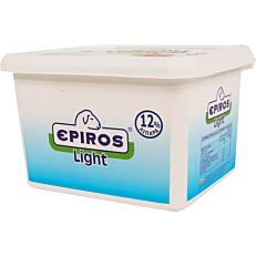 Λευκό τυρί ΗΠΕΙΡΟΣ ελαφρύ σε άλμη (900g)