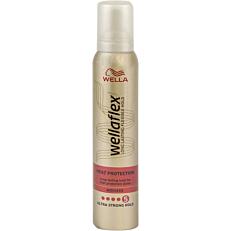 Αφρός μαλλιών WELLAFLEX heat creations/θερμοπροστασία (200ml)
