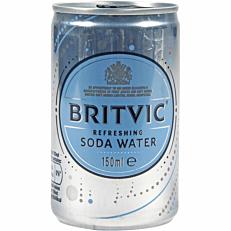 Αναψυκτικό BRITVIC σόδα (150ml)