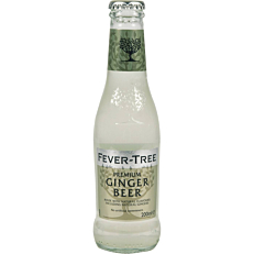 Αναψυκτικό FEVER TREE ginger beer (200ml)