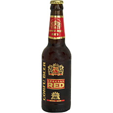 Μπύρα CORFU real ale special  (330ml)