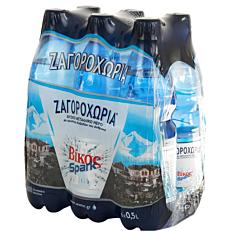 Νερό ΒΙΚΟΣ Spark φυσικό μεταλλικό ανθρακούχο (500ml)