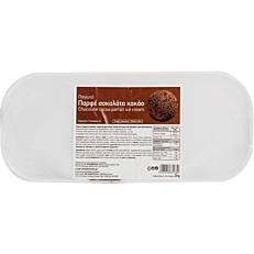 Παγωτό παρφέ σοκολάτα συσκευασία 5lt (2kg)