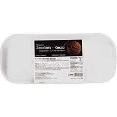Παγωτό σοκολάτα συσκευασία 5lt (2kg)