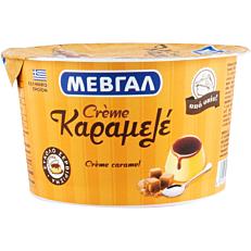 Επιδόρπιο ΜΕΒΓΑΛ κρέμα με γεύση καραμέλα (150g)