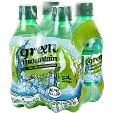 Αναψυκτικό GREEN MOUNTAIN γκαζόζα (4x330ml)
