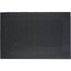Σουπλά συνθετικό μαύρο 30x45cm