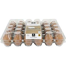 Αυγά MASTER CHEF φρέσκα (30x53-63g)