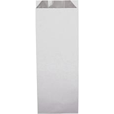 Χαρτοσακούλες λευκές με εσωτερική επένδυση αλουμινίου 9,5x26cm (5kg)