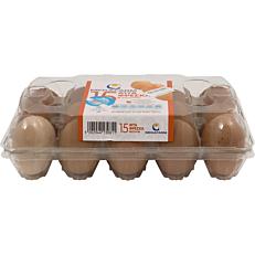 Αυγά ΜΕΓΑΦΑΡΜ φρέσκα (15x53-63g)