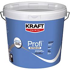 Χρώμα KRAFT Profi Exterior ακρυλικό υδατικής διασποράς (3lt)