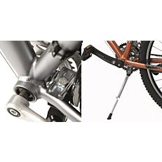 Στήριγμα ποδηλάτου DURCA κάθετο ρυθμιζόμενο