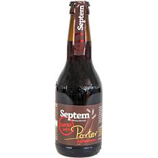 Μπύρα SEPTEM saturday's porter (330ml)