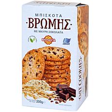 Μπισκότα ΒΙΟΛΑΝΤΑ βρώμη με σοκολάτα (200g)