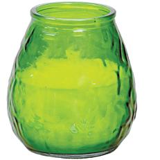 Κερί KCB Bistro Light σε ποτήρι πράσινο