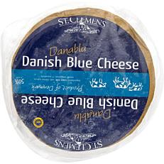 Τυρί ST. CLEMENS blue cheese Δανίας (~3kg)