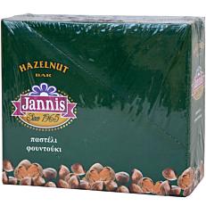 Παστέλι JANNIS με φουντούκι (40g)