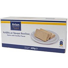 Χαλβάς ARION FOOD με γεύση βανίλια (400g)