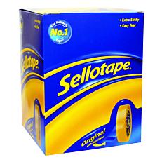 Κολλητική ταινία Sellotape 18x25 (7+1τεμ.)