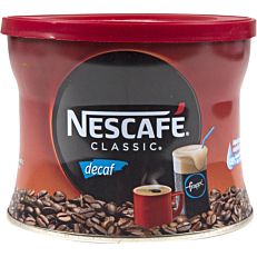 Καφές NESCAFÉ classic decaf (100g)