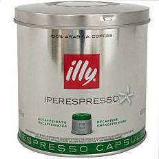 Καφές espresso ILLY IPERESPRESSO HOME DECAF σε κάψουλες (21τεμ.)