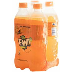 Αναψυκτικό FANTA πορτοκαλάδα (4x500ml)