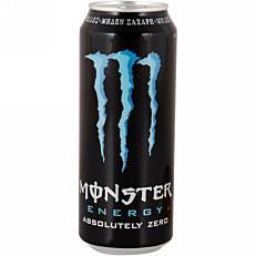 Ενεργειακό ποτό MONSTER ABSOLUTELY ZERO (500ml)