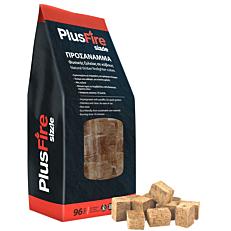 Προσανάμματα PLUSFIRE φυσικής ξυλείας (96τεμ.)