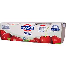 Γιαούρτι ΦΑΓΕ Total με κεράσι 2% (2x170g)