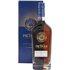 Μπράντυ METAXA 12* (700ml)