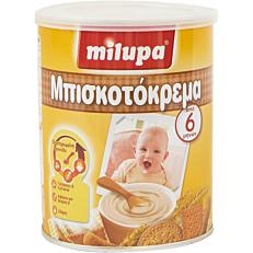 Παιδική κρέμα MILUPA μπισκοτόκρεμα (300g)