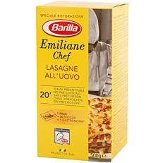 Πάστα ζυμαρικών BARILLA λαζάνια με αυγά (500g)