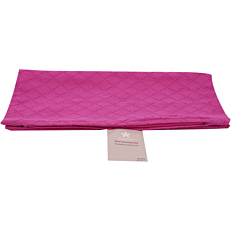 Μαξιλαροθήκη YASEMI φούξια 45x45cm
