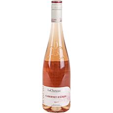 Οίνος ροζέ Cabernet D'Anjou LA CHETEAU ημίγλυκος (750ml)