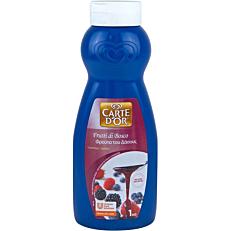 Σιρόπι CARTE D'OR φρούτα του δάσους (1lt)