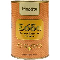 Μαγειρική σόδα ΜΑΡΑΤΑ (400g)