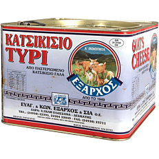 Λευκό τυρί ΕΞΑΡΧΟΣ κατσικίσιο (~7kg)