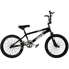 """Ποδήλατο COSMOS BMX Freestyle 20""""unisex λευκό και πορτοκάλι"""