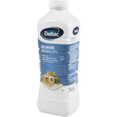 Κρέμα γάλακτος DEBIC culinaire 20% λιπαρά (1lt)