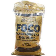 Ξυλοκάρβουνα FOCO Νιγηρίας (5kg)