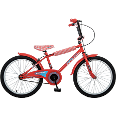 """Ποδήλατο BMX EXTREME 16"""" κόκκινο"""