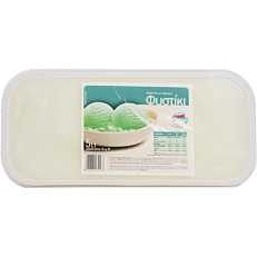 Παγωτό φυστίκι συσκευασία 5lt (2kg)