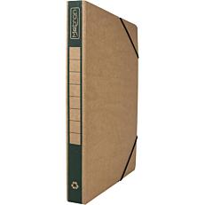 Κουτί P με λάστιχο οικογενειακό 25x33x3cm διάφορα χρώματα