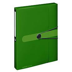 Κουτί αρχειοθέτησης E.ORGA Α4 PP 4cm πράσινο