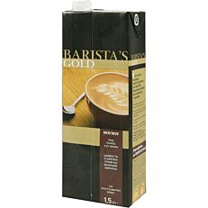Γάλα BARISTA'S Gold μακράς διαρκείας 7,5% λιπαρά (1,5lt)