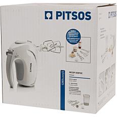 Μίξερ χειρός PITSOS λευκό 400W