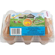 Αυγά ΤΣΑΟΥΣΗΣ φρέσκα μεγάλα (6x63-73g)