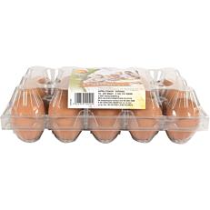 Αυγά ΤΣΑΟΥΣΗΣ φρέσκα μεσαία (15x53-63g)